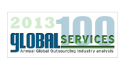 Global Services 100 List of Outsourcing Providers