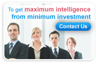 Get maximum intelligence from minimum investment